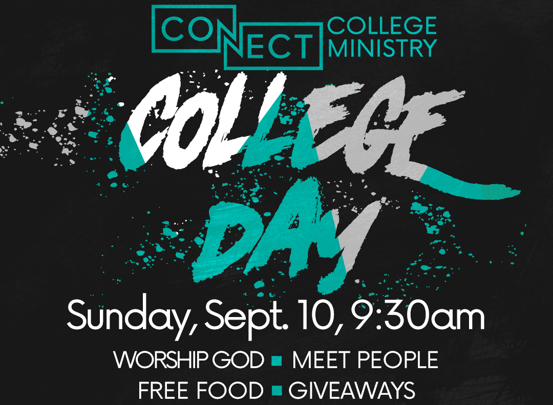 College Day 2017 Poster 4x3
