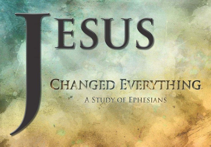 Jesus Changed Everything