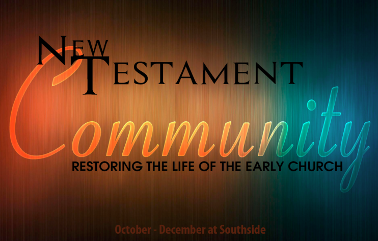 New Testament Community