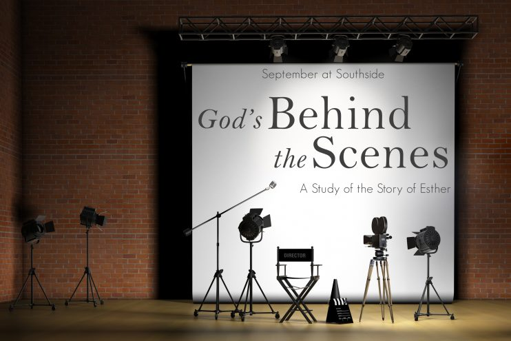 God\'s Behind the Scenes