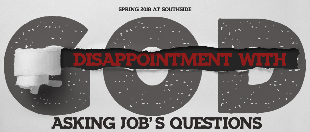 Disappointment with God: Asking Job\'s Questions
