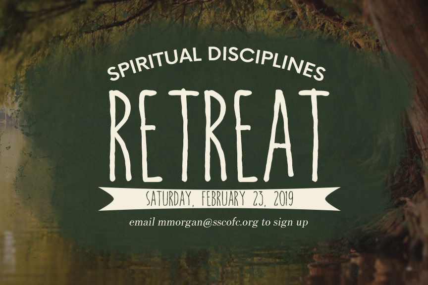 Spiritual Disciplines Retreat