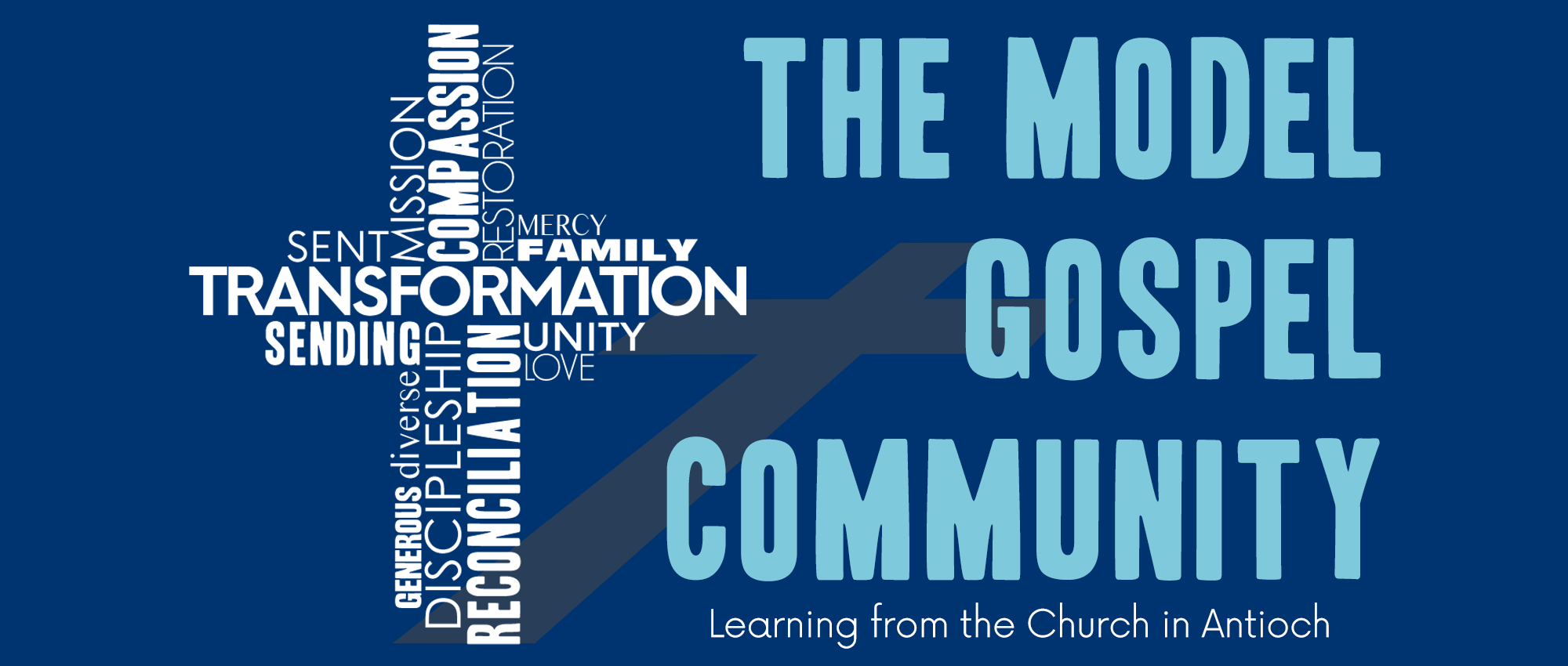 The Model \'Gospel Community\'