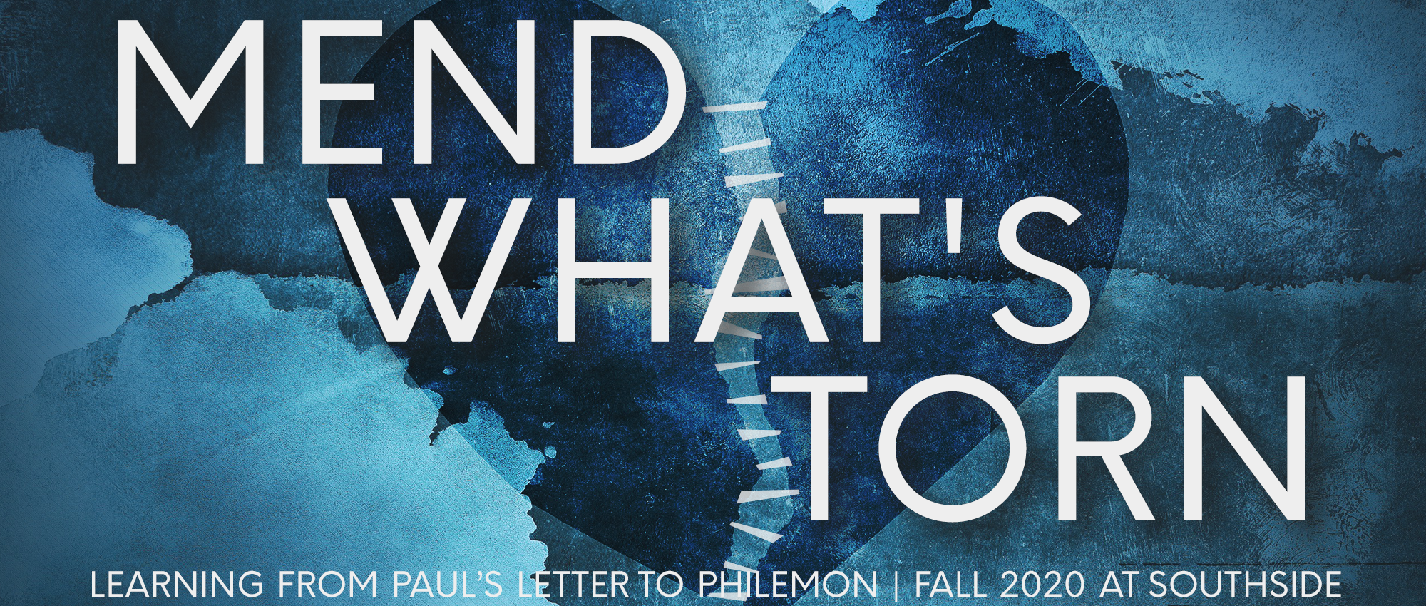 Mend What\'s Torn
